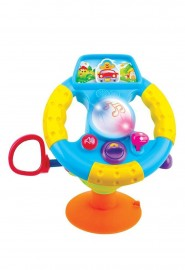 Bebê motorista ZOOP TOYS  0-18 meses
