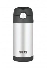 Garrafinha Térmica Funtainer Preto - Thermos