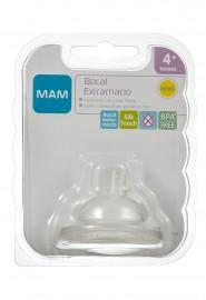 Bocal Extramacio 4+ Meses Mam