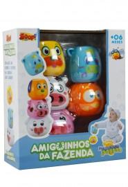 AMIGUINHOS DA FAZENDA - ZOOP TOYS