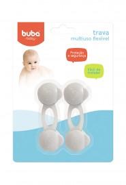 Trava Multiuso Flexível 2 peças - Buba