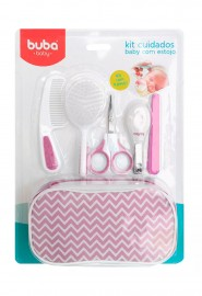 Kit de Cuidados Baby com Estojo - Buba
