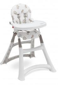 Cadeira De Alimentação Alta Premium - Galzerano - Real