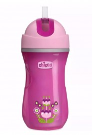Copo Térmico Sport 266ml (14m+) Girls - Chicco