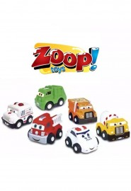 Coleção Mini Racing - Zoop Toys