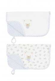 KIT COM 2 BABINHAS BABY BEAR