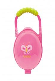 Case Para Chupeta - Rosa - Buba Toys