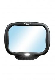Espelho com LED e Controle Remoto para Carro Girotondo Baby