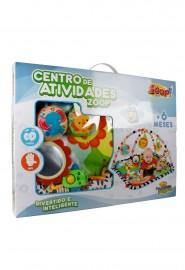 Centro De Atividades Zoop Toys