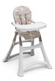 Cadeira De Alimentação Alta Premium - Galzerano Ursinha