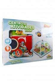 Centro Atividades Tapete Mobile Divertido Zoo Zoop Toys