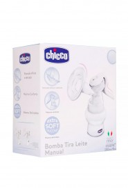 Bomba Tira Leite Manual Chicco Stepup New Extra Soft